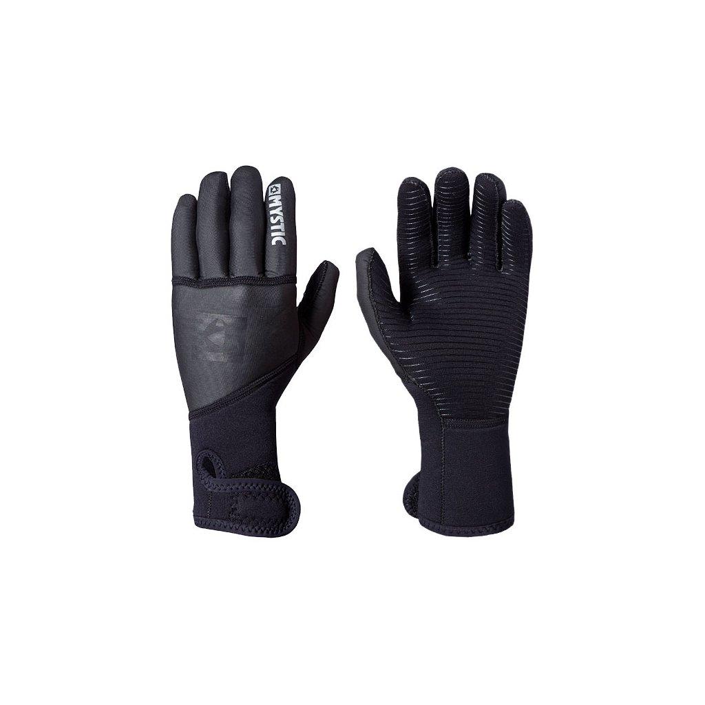 Neoprénové rukavice Mystic Mesh Glove, Black