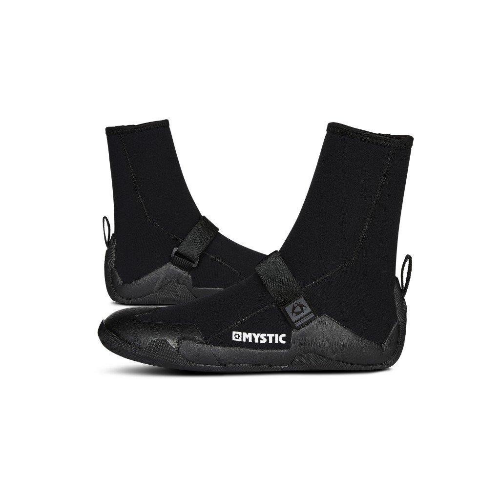 Neoprénové boty Star Boot 5mm Round Toe, Black