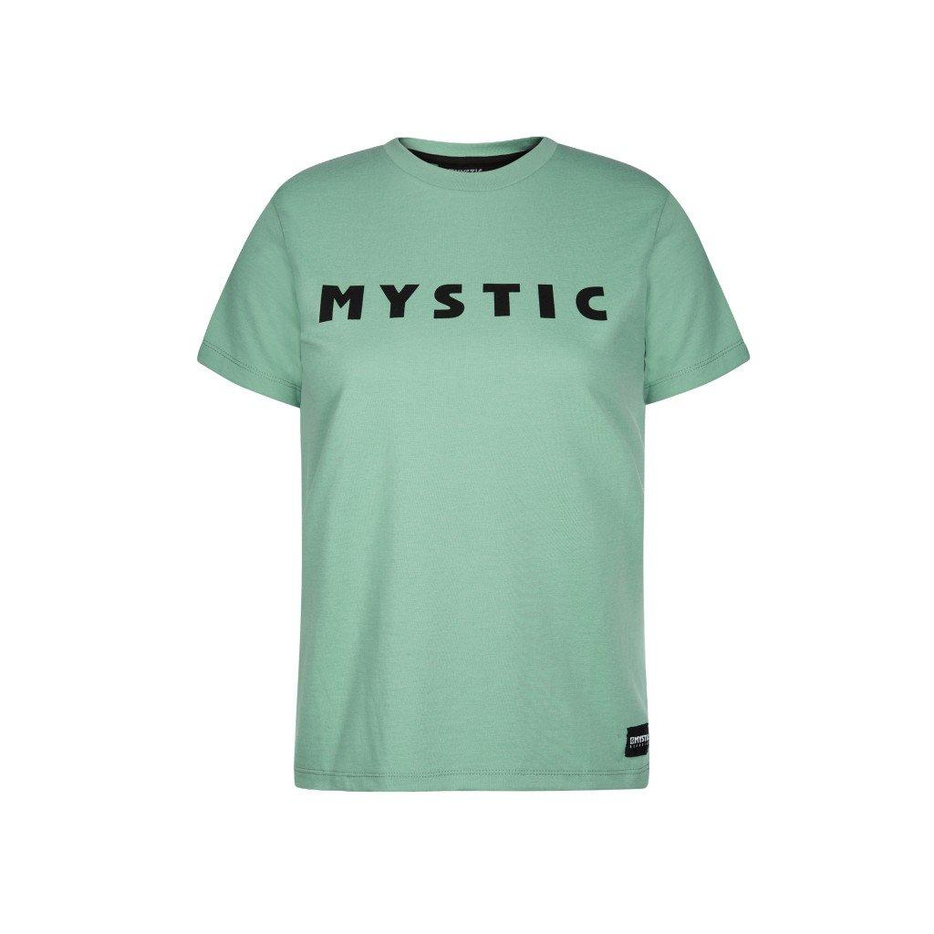 Dámské tričko Brand Tee Wom, Seasalt Green
