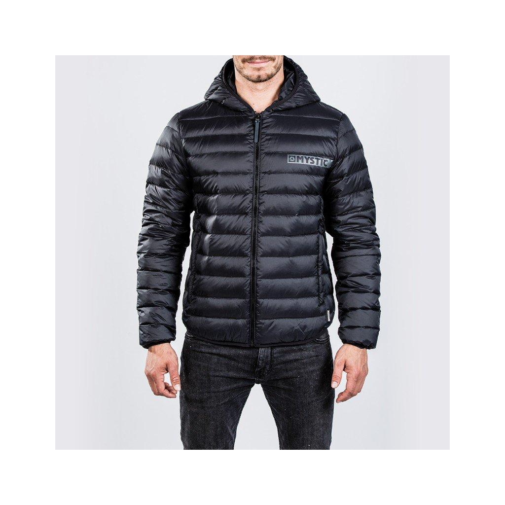 Pánská bunda Voyage Jacket, Caviar