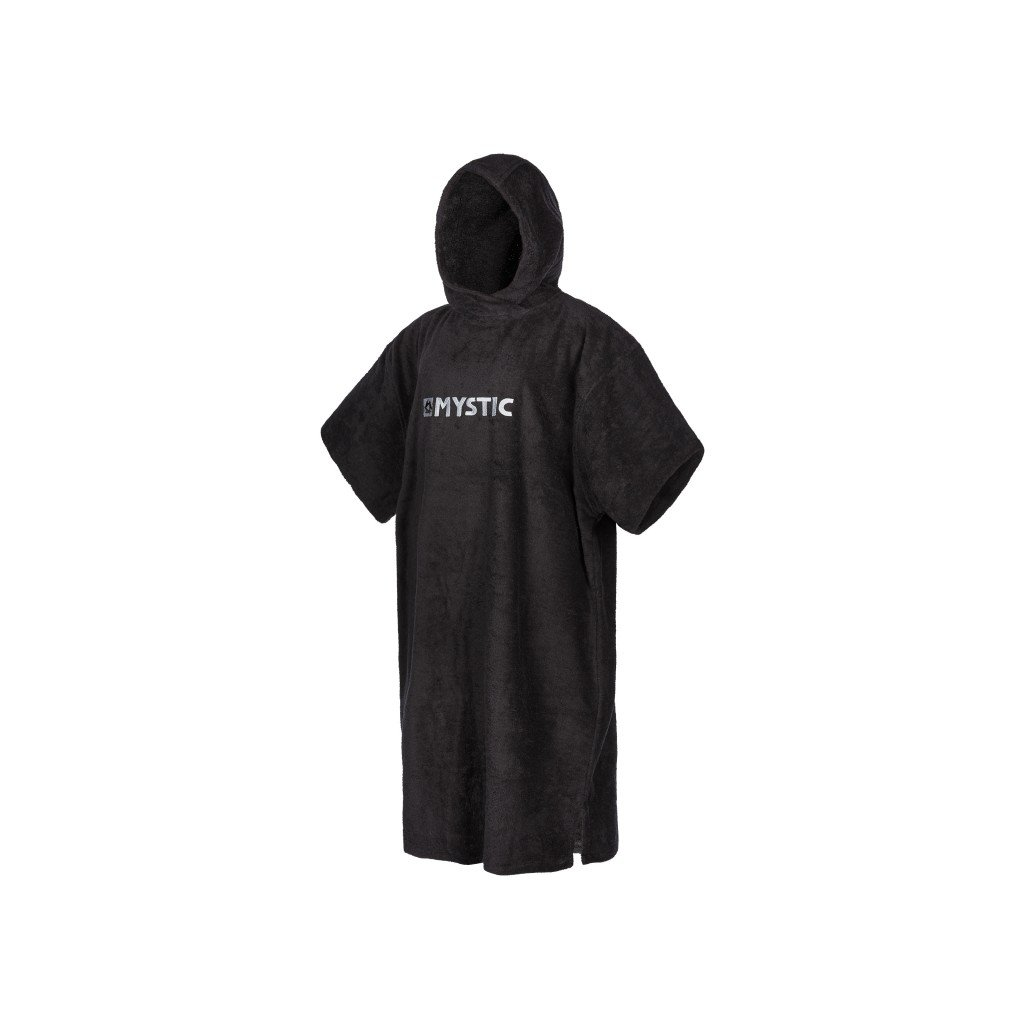 Poncho Regular, Black