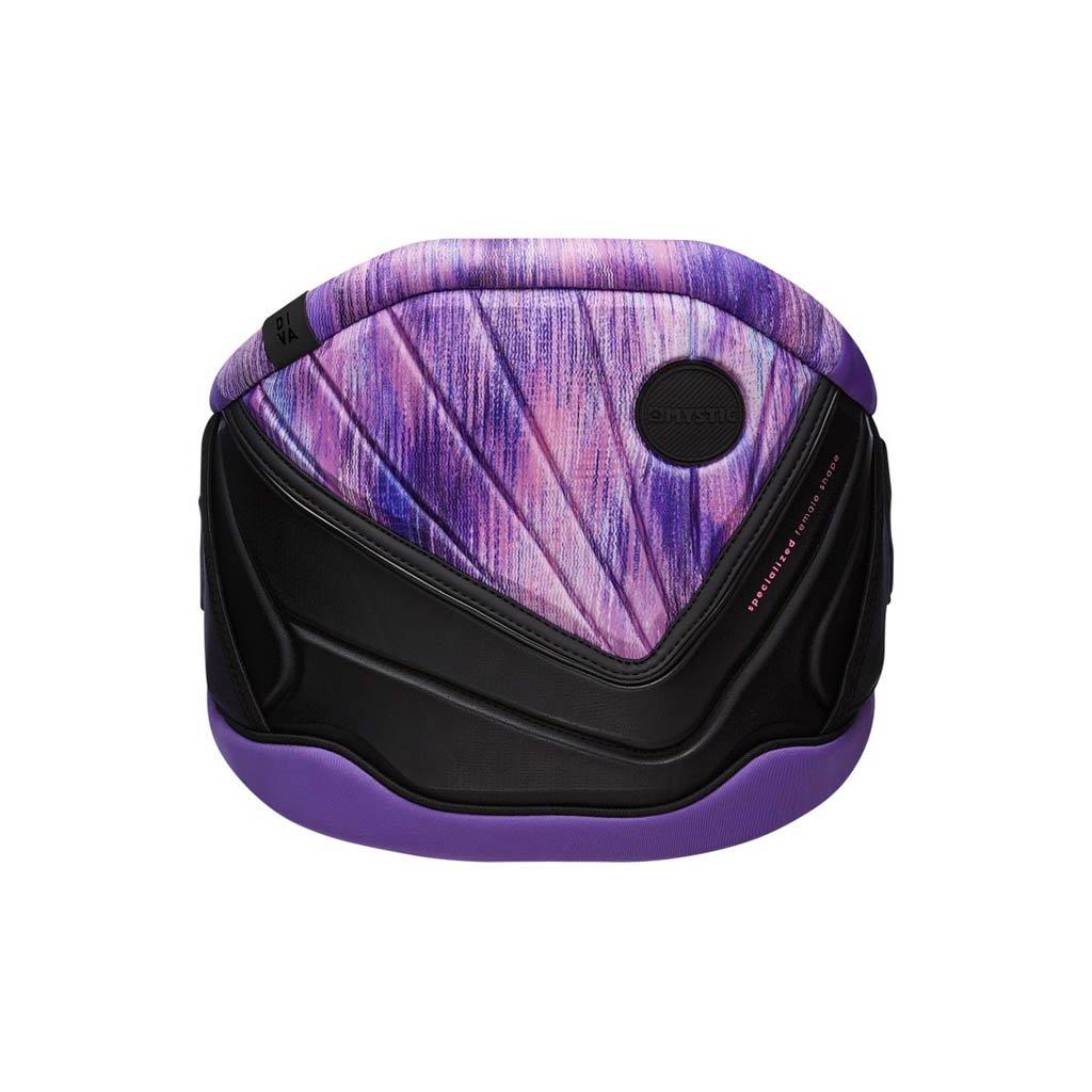 Kite trapéz Diva Women Harness, Black/Purple