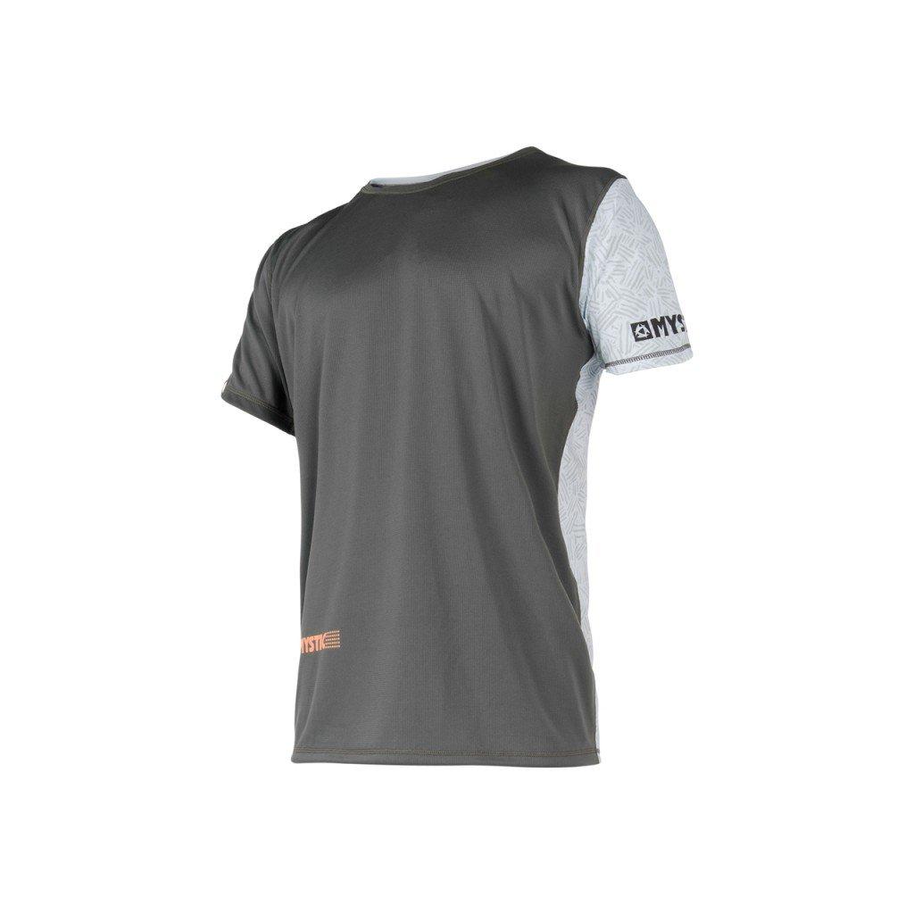 Tričko do vody Drip S/S Quickdry, Orange/Grey