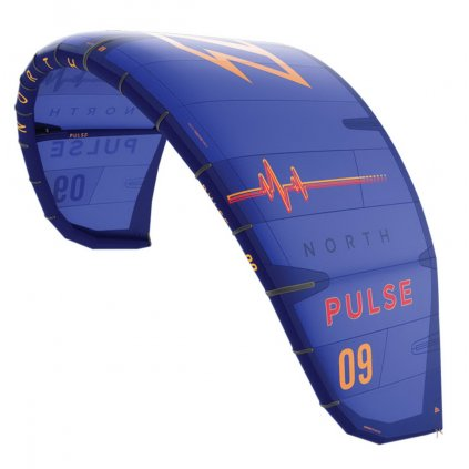 Pulse Kite (kite only), Ocean Blue