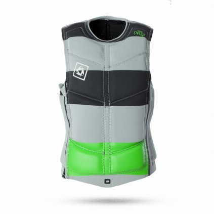 Vesta na wake Drip Wakeboard Vest, Grey