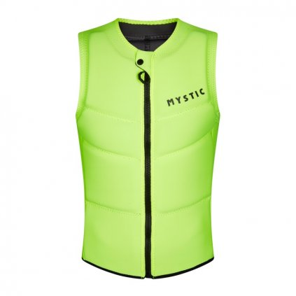 Nárazová vesta Star Impact Vest Fzip Kite, Flash Yellow