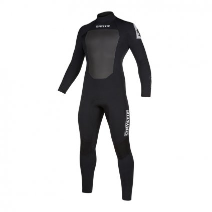 Neoprén Star Fullsuit Bzip 5/3mm, Black