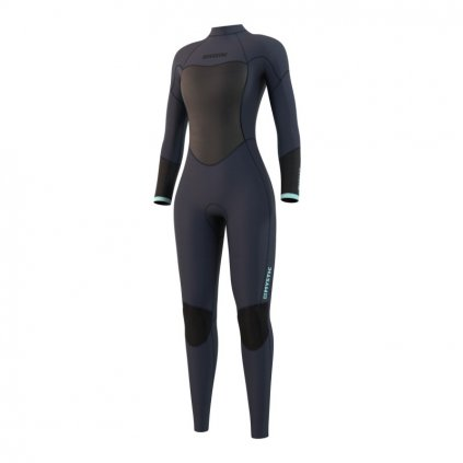 Neoprén Brand Fullsuit Bzip 3/2mm Women, Night Blue