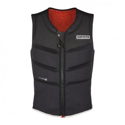 Nárazová vesta Foil Impact Vest Fzip Kite, Black