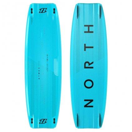 Kiteboard Atmos Hybrid TT Board III, Ocean Blue