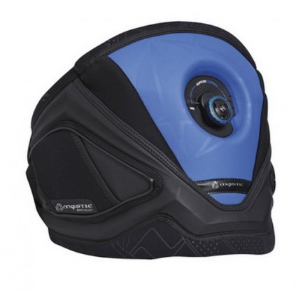 Windsurfový trapéz Code 02, Black/Blue