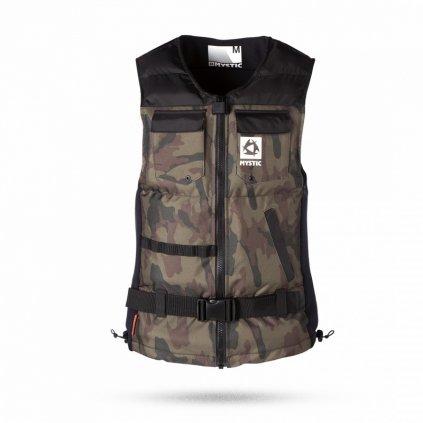 Vesta na wake Voltage Wakeboard Vest, Army
