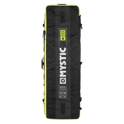 Cestovní obal na prkno Elevate Boardbag Square, Black 1.65m
