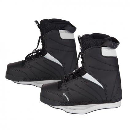 Mystic Vice Boot, Black