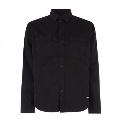 Mercer Shirt, Caviar
