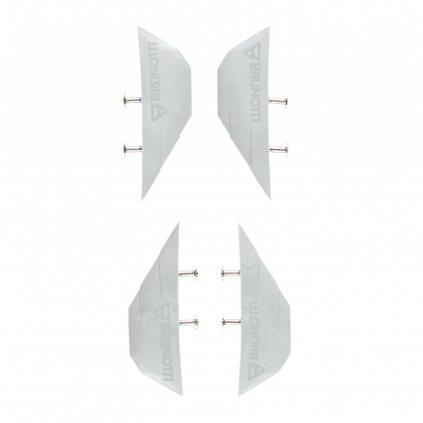Splitter 2 Twintip Fins