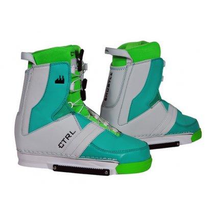 CTRL Hustle Boot, Lime