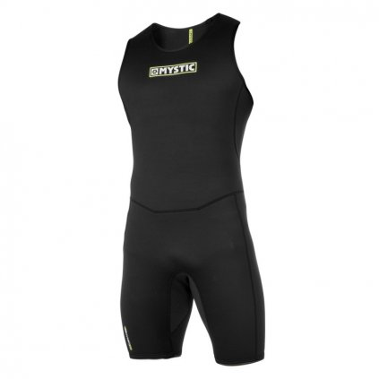 Neoprén MVMNT Short John Neoprene 1.5mm, Black