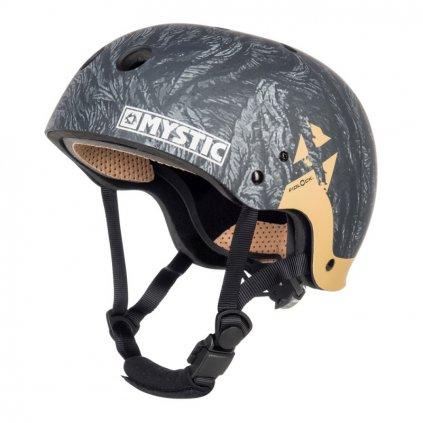 Helma MK8 X (bez chráničů uší), Black Allover
