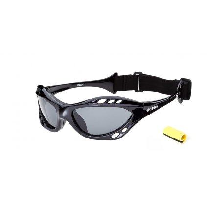 Sportovní brýle na vodu Ocean Cumbuco, Shiny Black