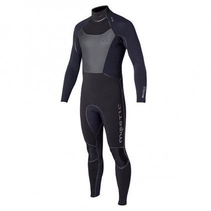 Neoprén Black Star Fullsuit 5/4, Black