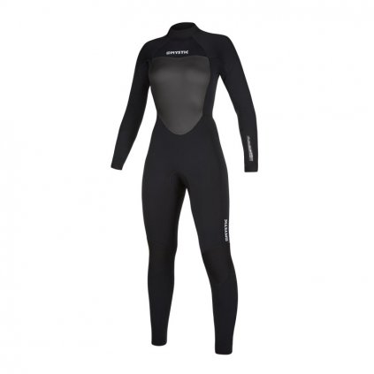 Neoprén Star Fullsuit 5/3mm Bzip Women, Black