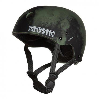 Helma MK8 X (bez chráničů uší), Brave Green