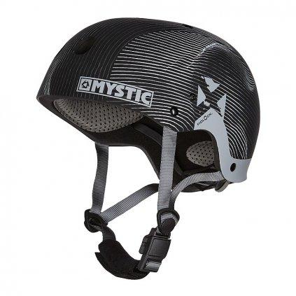 Helma MK8 X (bez chráničů uší), Black/Grey