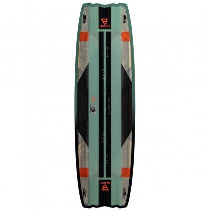 Kiteboard Youri Pro Uni Twintip komplet
