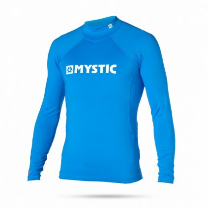 Lykra Star Rash Vest Junior L/S, Blue