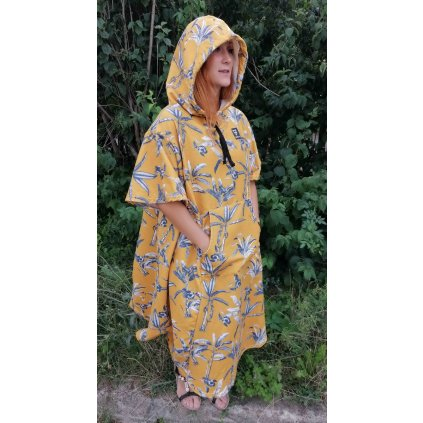 Brunotti Poncho, Yellow
