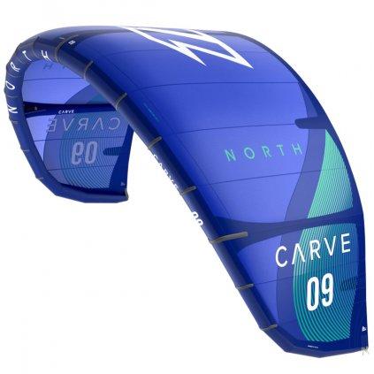 Carve Kite (kite only), Ocean Blue