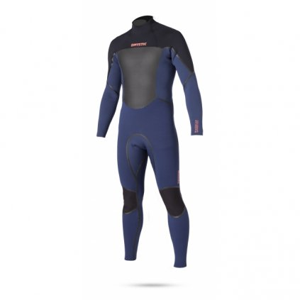 Neoprén Black Star 5/4 Fullsuit, Navy