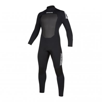 Neoprén Star Fullsuit 3/2mm Bzip, Black