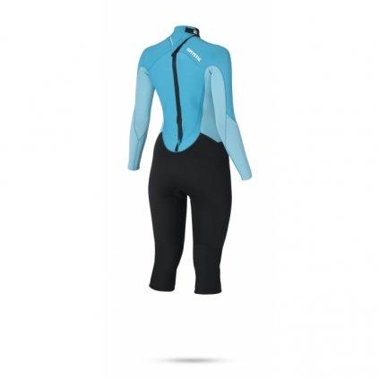 Neoprén Star 4/3 Shortleg Longarm Women GBS, Mint
