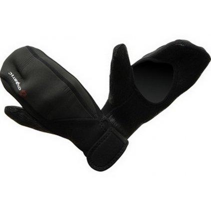 Neoprénové rukavice Mystic Open Palm Mittens