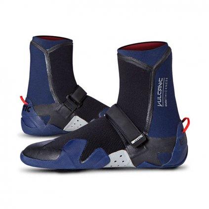 Neoprénové boty Vulcanic Boot, Black