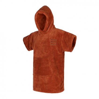Poncho Teddy Junior, Rusty Red