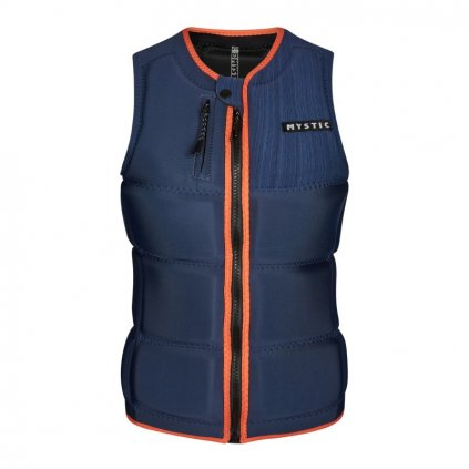 Vesta na wake Dazzled Impact Vest Fzip Wake Women, Night Blue
