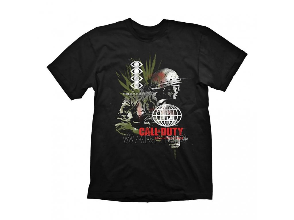 Call of Duty: Black Ops Cold War T-Shirt Army Comp Size S