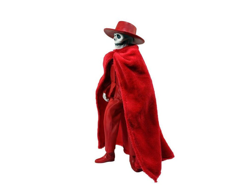 Phantom of the Opera Action Figure Masque of the Red Death 20 cm