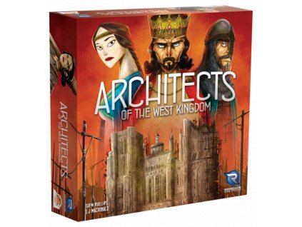 Renegade Games Architects of the West Kingdom (+promo pack)