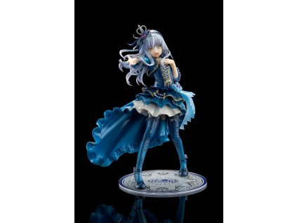BanG Dream! Girls Band Party! PVC Statue 1/7 Minato Yukina from Roselia Limited Overseas Pearl Ver.