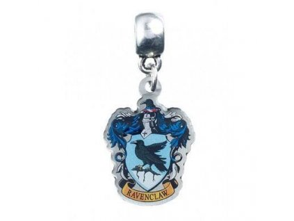 Harry Potter Charm Ravenclaw Crest (silver plated)