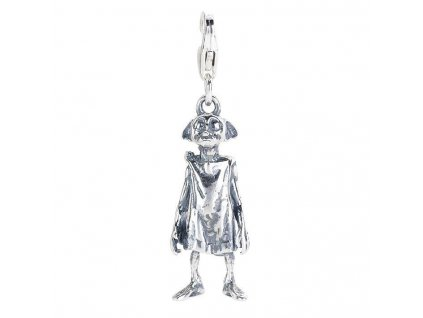 Harry Potter Clip-On Charm Dobby the House-Elf (Sterling Silver)
