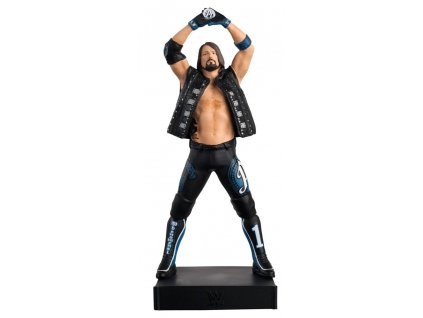 WWE Championship Collection 1/16 AJ Styles 16 cm --- DAMAGED PACKAGING