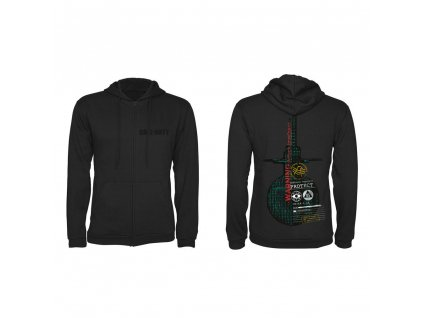 Call of Duty: Black Ops Cold War Hooded Sweater Protect Size M
