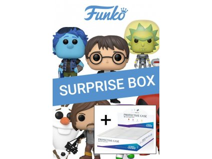 FUNKO POP! heo Surprise Box Bundle (damaged packaging) + 40 x Ultimate Guard Protective Case