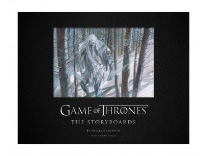 Game of Thrones Art Book The Storyboards