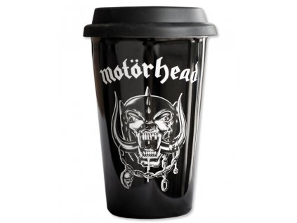Motorhead Travel Mug Logo